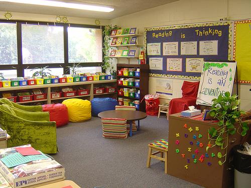 2nd Grade Classroom Design Ideas ~ Classroom library alicia eyer s