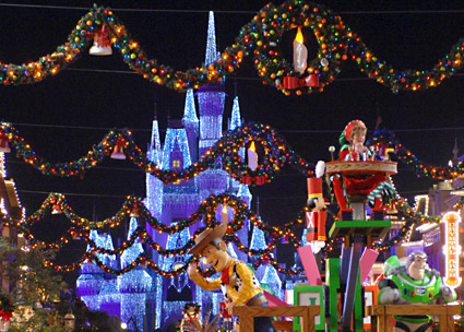 christmas time at walt disney world is special | alicia